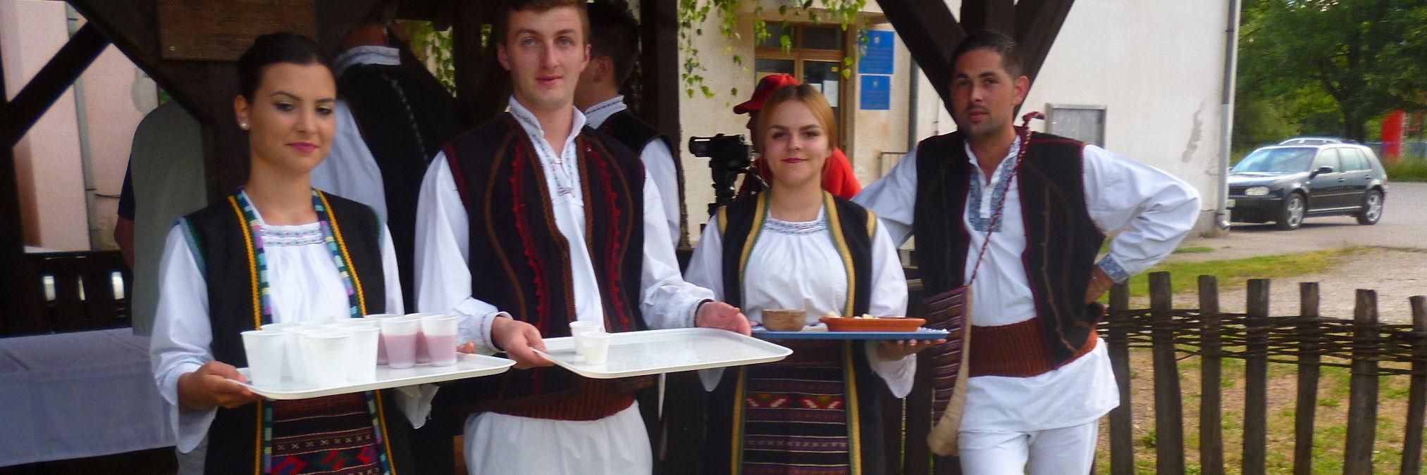 Как произвести хорошее впечатление на боснийца (и герцеговинца). Фото: Елена Арсениевич, CC BY-SA 3.0