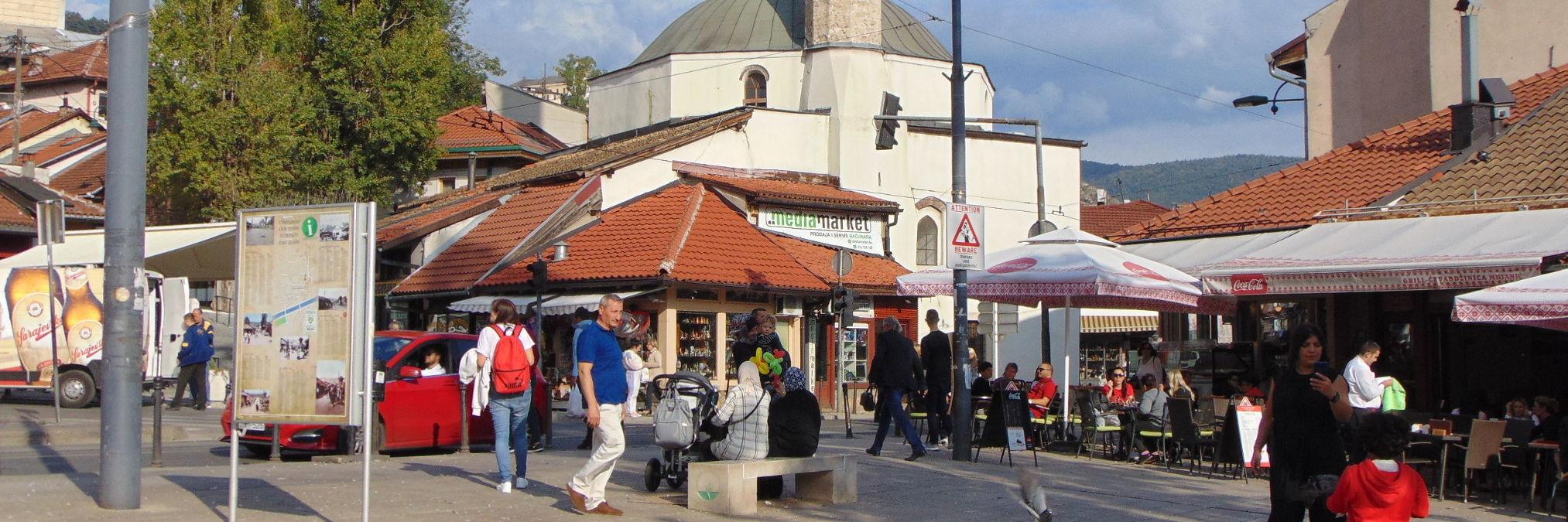 Наследие османского периода в Сараеве