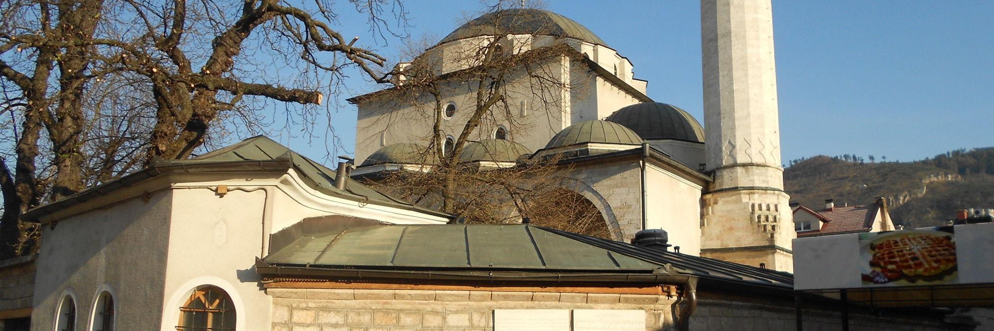 7 легенд о мечетях Боснии и Герцеговины