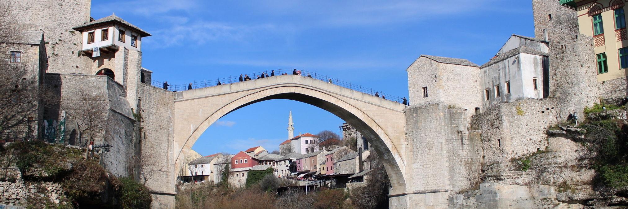 Мостар. Обзорная экскурсия. Фото: Елена Арсениевич, CC BY-SA 3.0