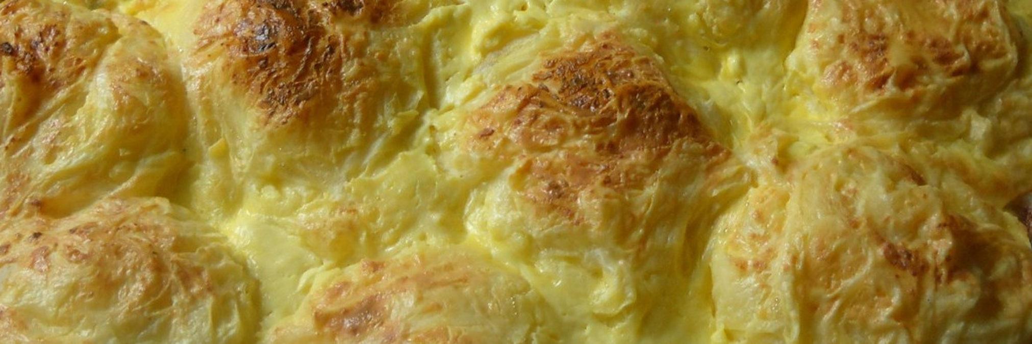Сырница и яяча