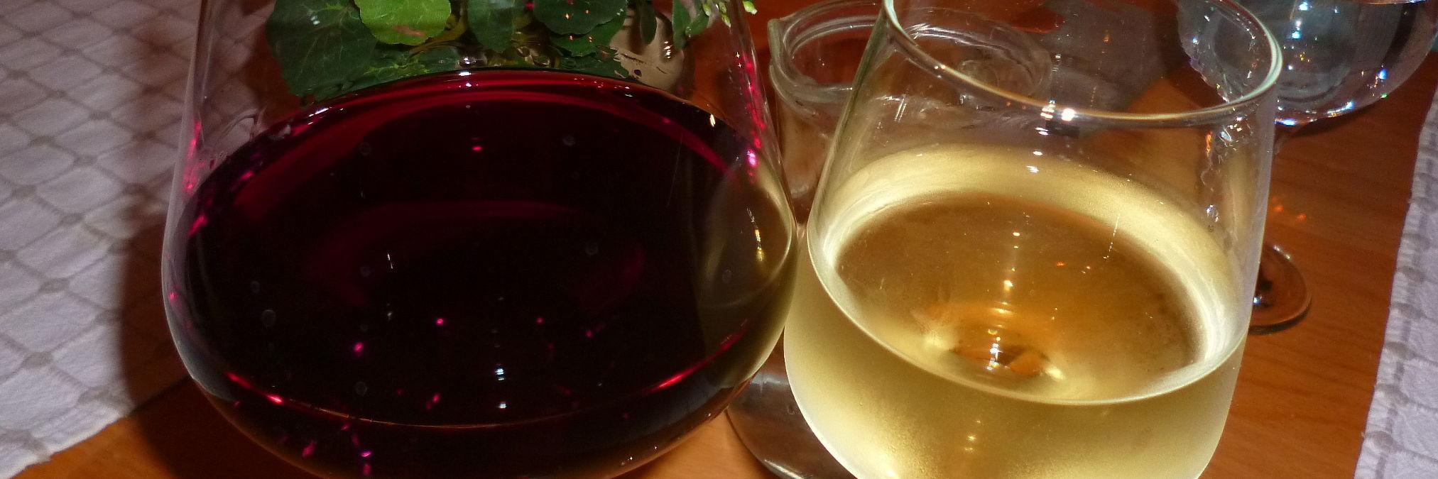 Вечер на винодельне