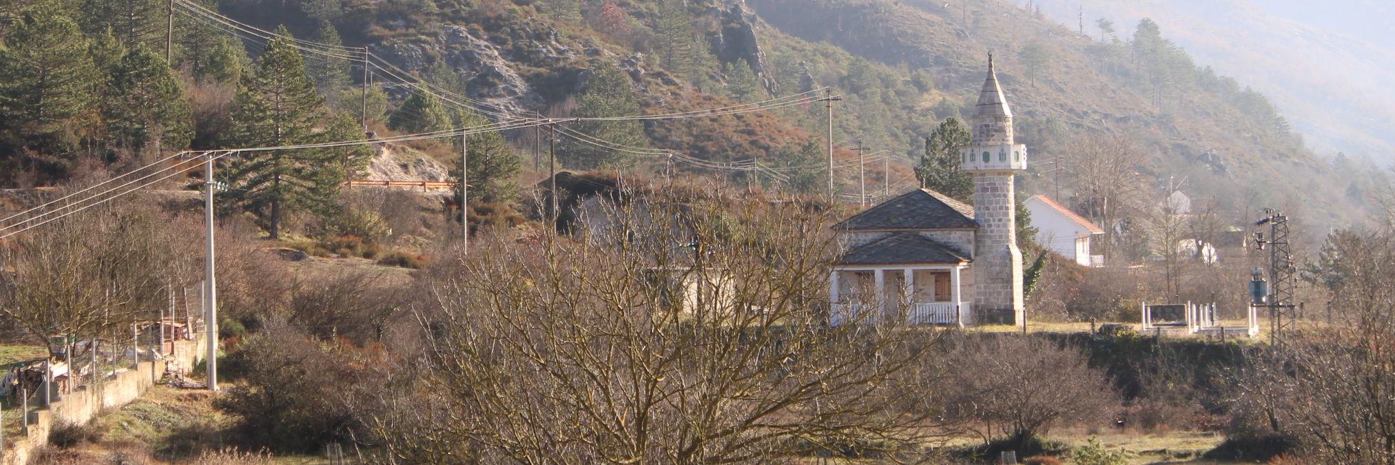 Мечеть в Жупе