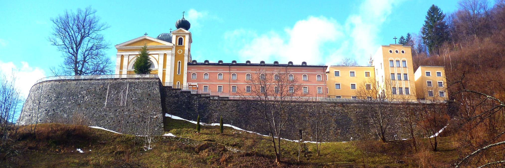 Монастырь Святого Духа в Фойнице. Фото: Елена Арсениевич, CC BY-SA 3.0