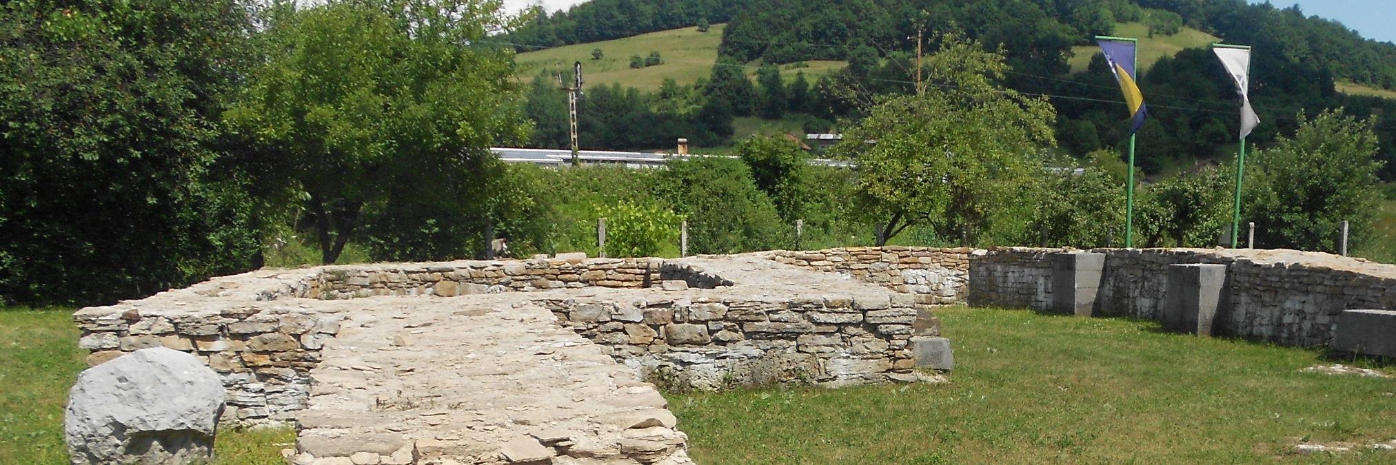 Место коронования боснийских королей