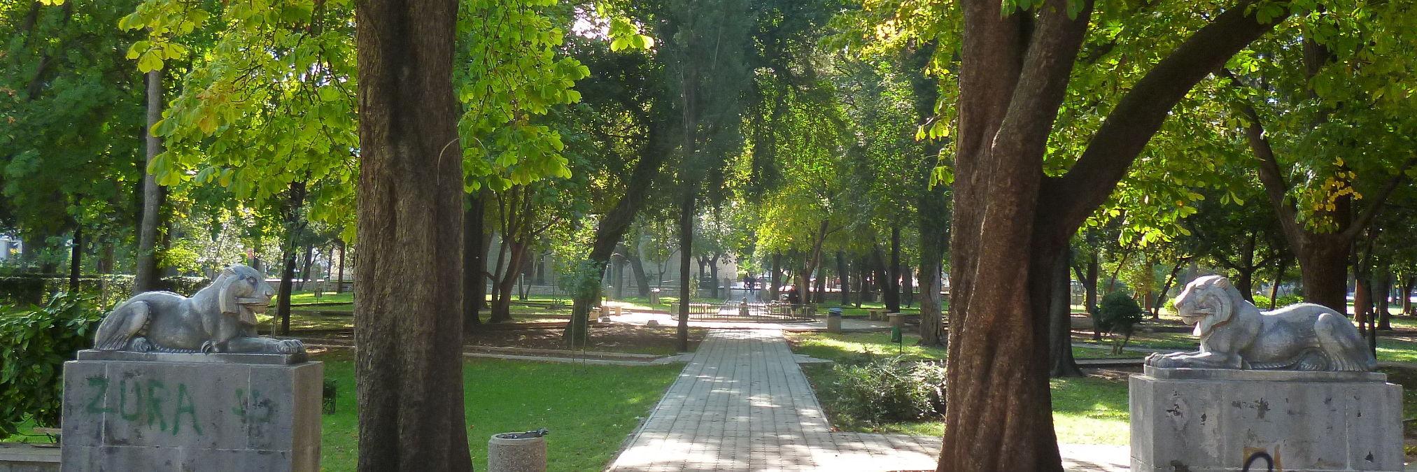 Парк Йована Дучича