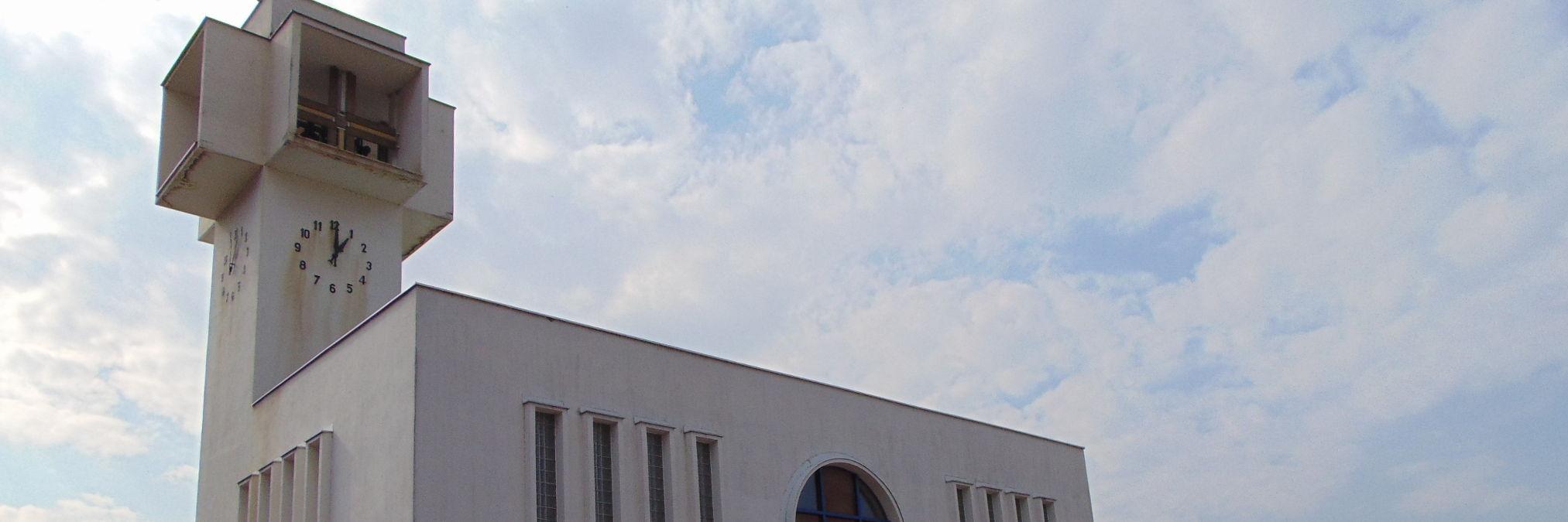 Церковь св. Леопольда Мандича