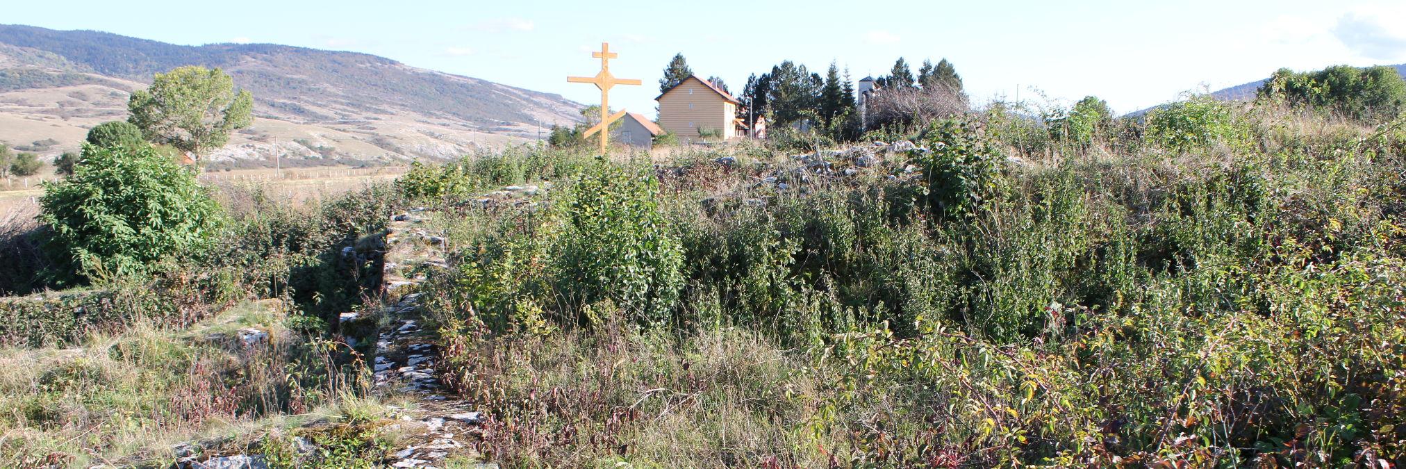 Базилика в Врбе
