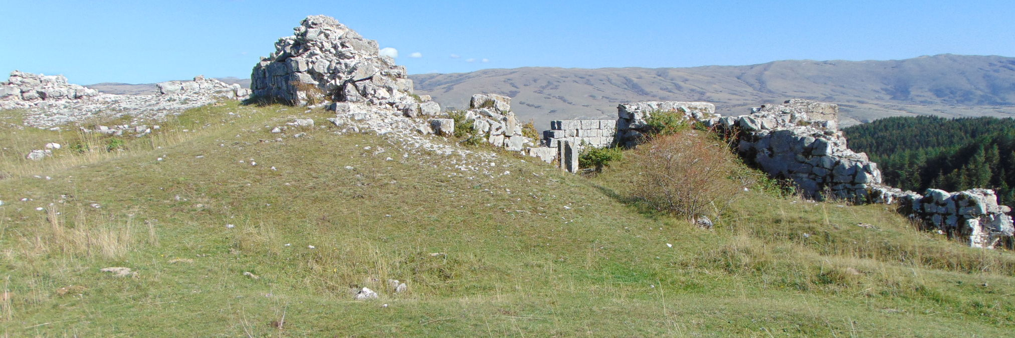 Крепость Гламоч