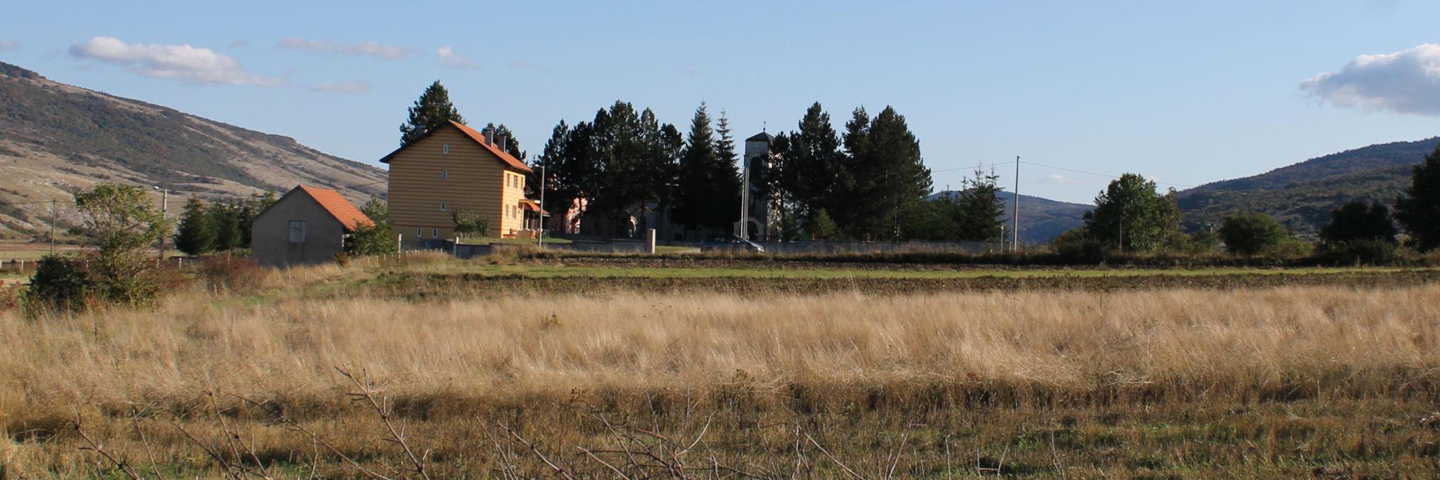 Монастырь Веселине