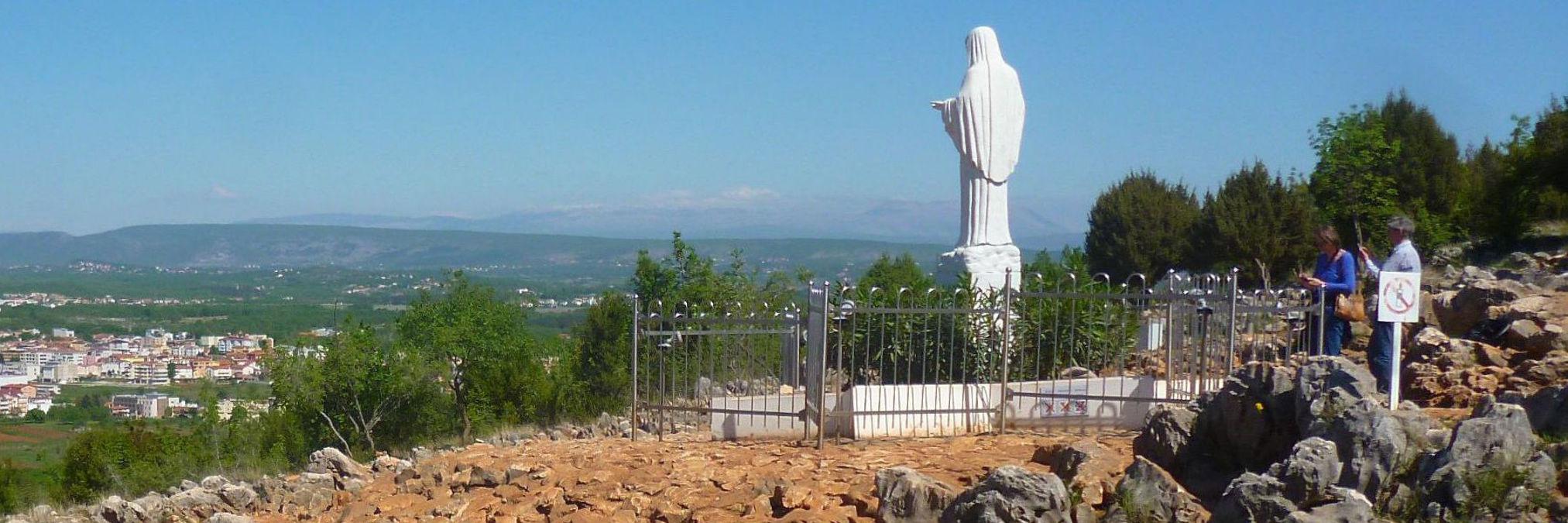 Холм Явления (Brdo Ukazanja)